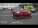 Team Lowmileage's Paul Beechey and his S14A
