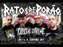 Ratos De Porao Live @ obscene extreme 2017 6/07/2017