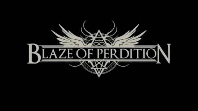 BLAZE OF PERDITION@Abbey Of The New Aeon Vizun live in Poland 2015 Drum Cam