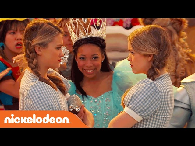 Wonderful Wizard of Quads 'Im Dorothy' Music Video (ft. Lizzy Greene Jade Pettyjohn) | NRDD