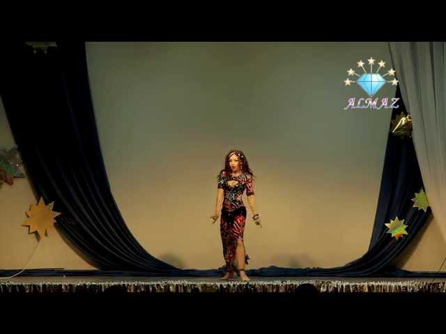 Diana Ra - EDINI ALBAK @ Almaz Festival 2015