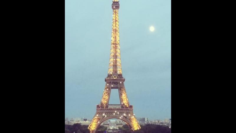 Paris s'endort 🇫🇷 ✨🌛 paris france tour Париж 08 06 2017 смотреть онлайн без регистрации