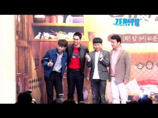 "[news] zenith news tvn ""house cook master baek"" season 3 press conference doojoon"