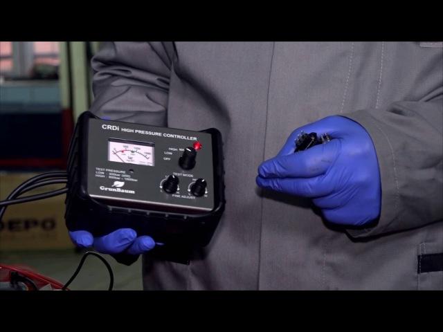 Назначение и применение имитатора сигналов из наборов GrunBaum CR350 CR550