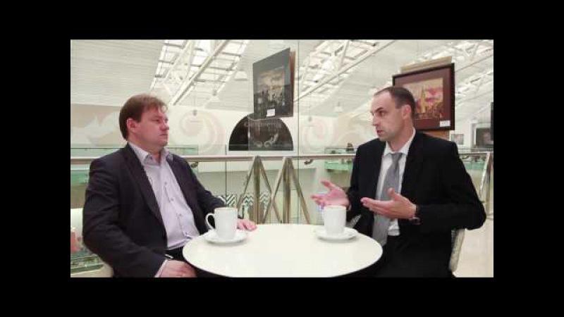Обзор коммерческой торговой площадки на примере ESTP. Интервью c Кириллом Балабановым.