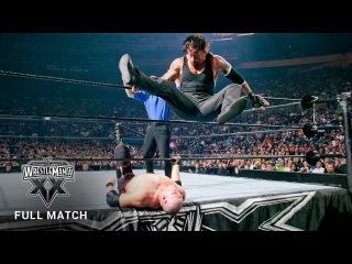 FULL MATCH - The Undertaker vs. Kane: WrestleMania XX (WWE Network Exclusive)