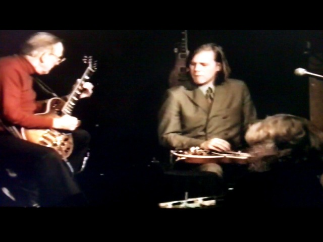 Les Paul with Jeff Healey How High the Moon