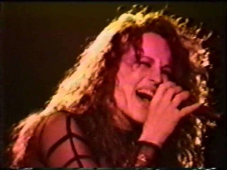 Chrissy Steele - Live at Cat Club ('91) - (MetalQueens)