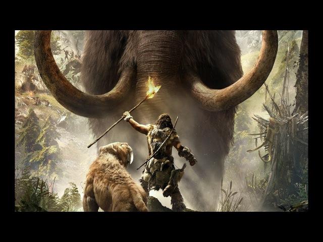 Приключенческий фильм Выживание в первобытном мире Игрофильм Far Cry Primal