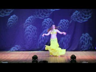 "Юбилейное Шоу ""Файруз"" - Анна Ермоленко. Табла!"