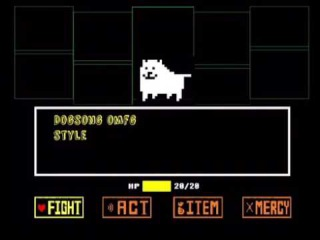 Undertale Dogsong OMFG Style Remix
