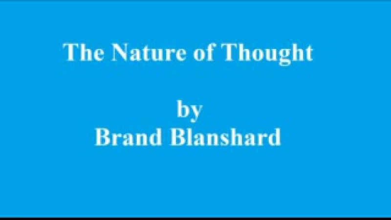 The Nature of Thought Part 45 Volume2 p49 60
