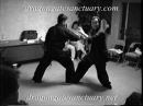 1998 wellness ctr Demo Bagua Sincerity applied to Push hands strikes chin na throws