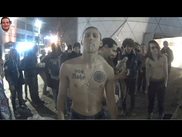 He Will Not Divide Us ( Nazi Party FRIDAY NIGHT ) hwndu hewillnotdivideus hewillnotdivide.us