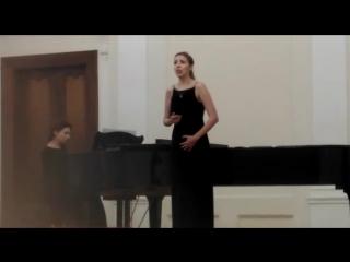 Карина Хасанова- Affetti non turbate