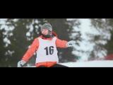Соревнования на Алемасова. Сноуборд и горные лыжи