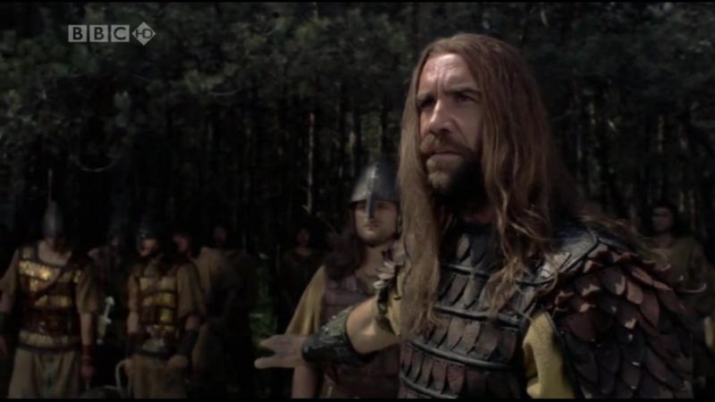 BBC Великие воины Аттила Вождь Гуннов Штурм гуннами г Наисс