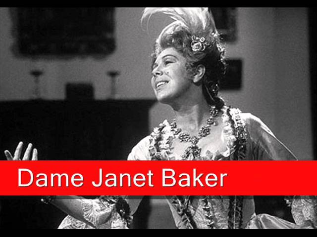 Dame Janet Baker Rameau Hippolyte et Aricie 'Cruelle mère des amours'
