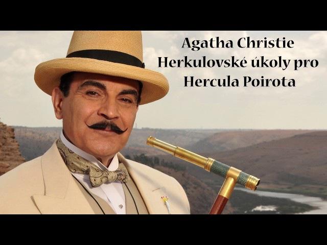 Agatha Christie Herkulovské úkoly pro Hercula Poirota časť 2 Nemejský lev Audiokniha