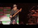 ZZ TOP- JAILHOUSE ROCK THE PAVILLION TOYOTA MUSIC FACTORY-IRVING, TX 9/9/17