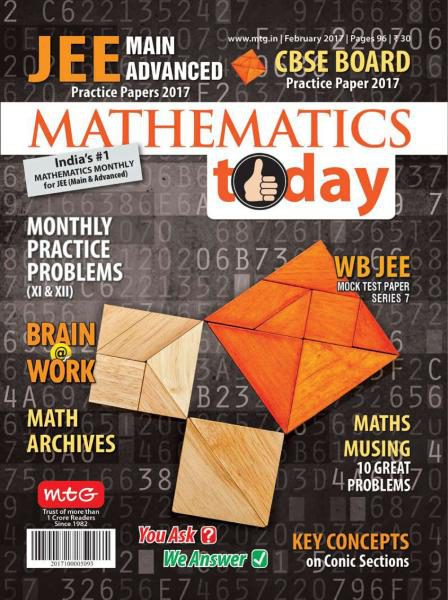 Mathematics Today February 2017  vk.com
