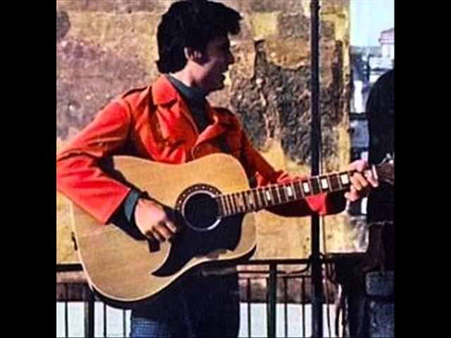 Little Tony - Un uomo piange solo per amore (1968)