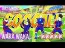 Just Dance 2018 Waka Waka This Time For Africa Alternate 5 stars