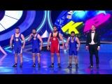 Борцы - Музыкальный фристайл (КВН Высшая лига 2018. Третья 1/8 финала)