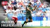 Denmark v Australia - 2018 FIFA World Cup Russia - Match 22