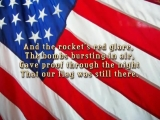United States of Americas National Anthem
