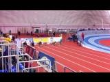 Финальный забег 60 метров