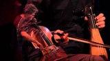 Renaud Garcia-Fons &amp Derya Turkan Silk Moon duet Live in Paris November 2014 Encore