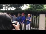 FANCAM 08.06.18 A.C.E @ Mini fanmeeting after Music Bank