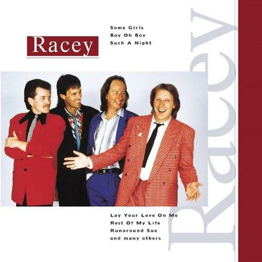 Racey альбом Racey (Remastered)