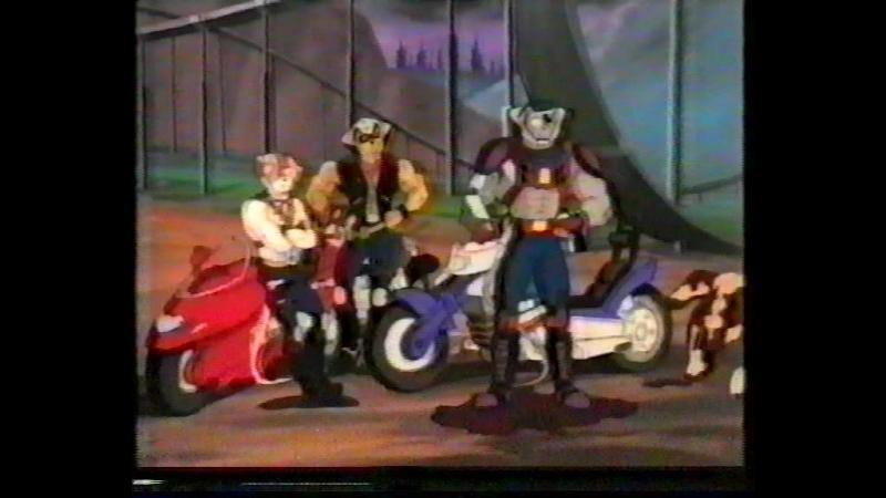Мыши-Рокеры с Марса 16 серия