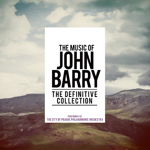 The City Of Prague Philharmonic Orchestra альбом The Music of John Barry: The Definitive Collection