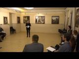 Отзыв Варвара Мальцева курс ораторского мастерства Антон Духовский ORATORIS