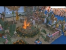 Live: Храм Ведического Планетария в Маяпуре (Индия)