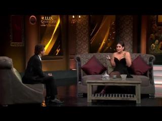 Lux Golden Divas Baatein With the Baadshah, KareenaKapoor