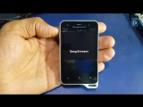Hard Reset Sony Ericsson Xperia Active ST17i And Reomove Pattern Lock