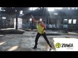 Zumba WARM UP - DROP IT LOW (Kat DeLuna) -- by A. SULU
