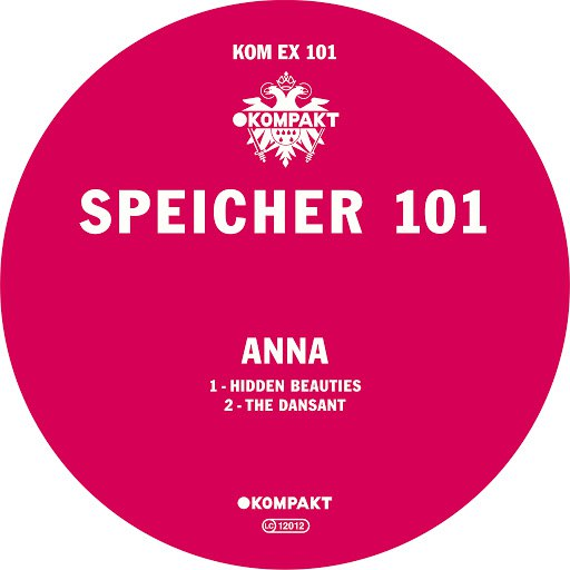 Anna альбом Speicher 101