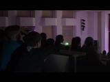 Лазерное шоу Белка и Стрелка