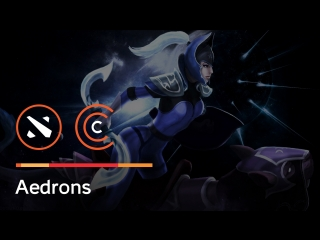 Aedrons комментирует матч NaVi vs paiN Gaming