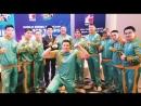 Astana Arlans және IndianTigers командаларының баспасөз маслихаты мен салмақ өлшеу рәсімдері өтті