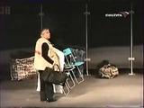 Роман Карцев. Зал ожидания. ШСП. Моноспектакль. 2003 г.