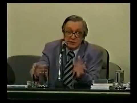 O Brasil perante os conflitos da Nova Ordem Mundial - Olavo de Carvalho
