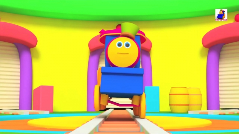 Bob The Train Learn Shapes Shapes Song Shapes For Kids Baby Songs by Bob The Train S01E47