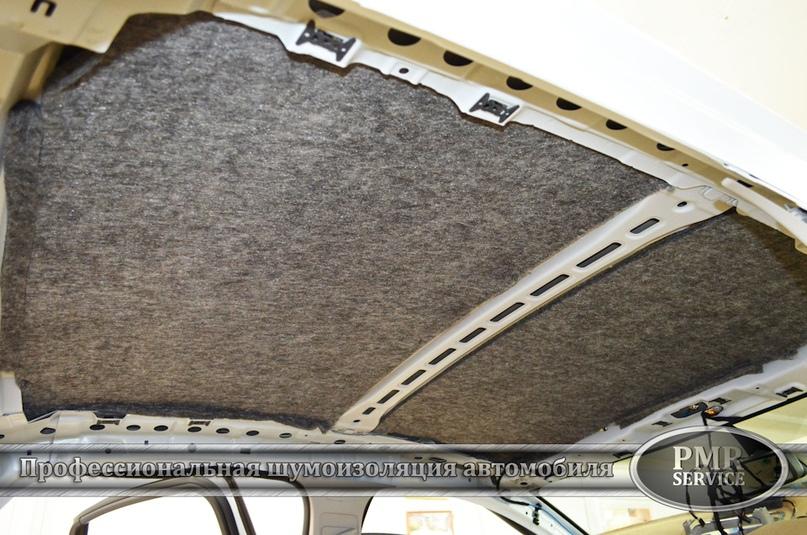 Шумоизоляция Ford Focus 2, изображение №13