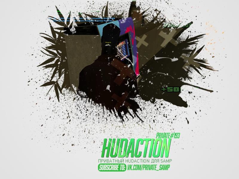 HudAction для SA:MP